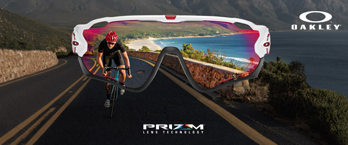 Oakley-Prizm-Sportbrille