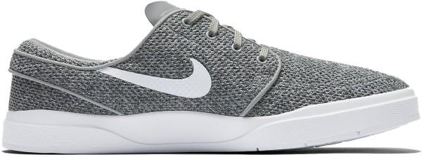 Nike - Hyperfeel Mesh - Schuhe - Sneakers - Sneakers - grey white black