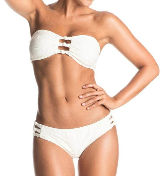 Roxy - Drop Diamond - Damen - Bikini-Set - Marshmellow