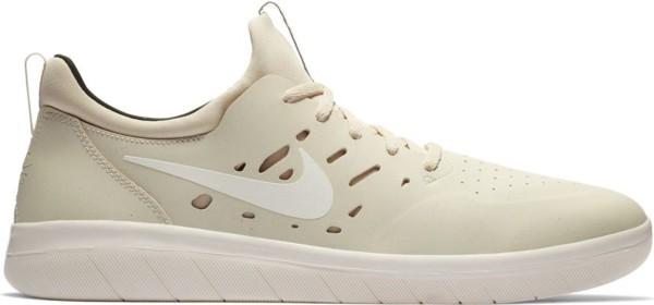 Nike SB - Nyjah Free - Schuhe - Sneakers - beach/sail-sequoia