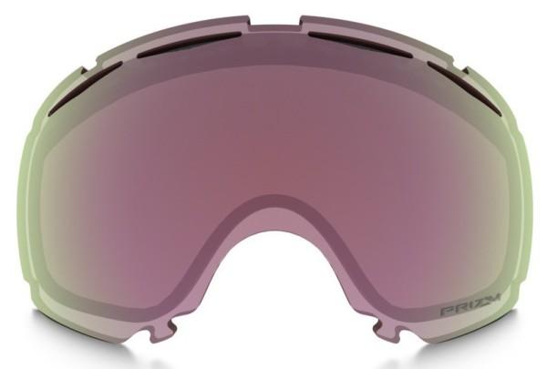 REPL. LENS CANOPY - Ersatzscheiben - Oakley - Unisex - Prizm HI Pink Iridiu