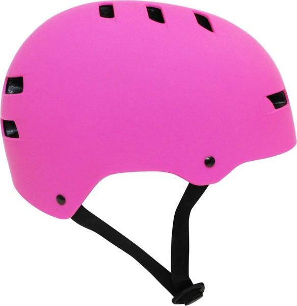 Globe - Free Ride Helmet - highlighter purple - purple - violet - helme - skate helme - bmx helme - oranger helm - helm von globe - globe helme