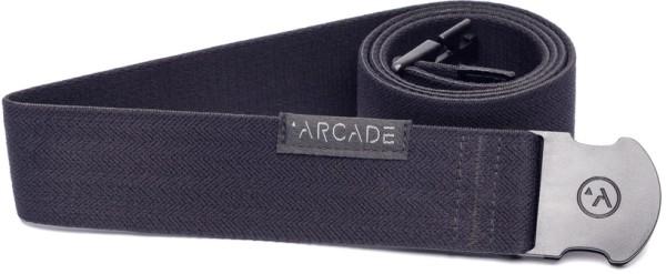Arcade - Midnighter - Accessories - Gürtel - Textilgürtel - Black