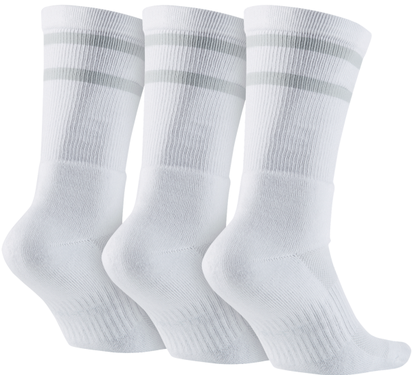Nike - Crew Skateboarding - Accessories - Socken - Füßlinge - white