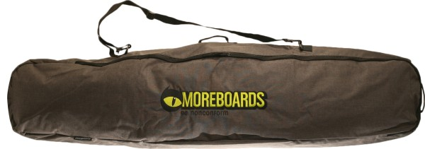 BOARD JACKET 18 - Moreboards - Unisex - Grey - Snowboard - Gepäck und Rucksäcke - Boardbag