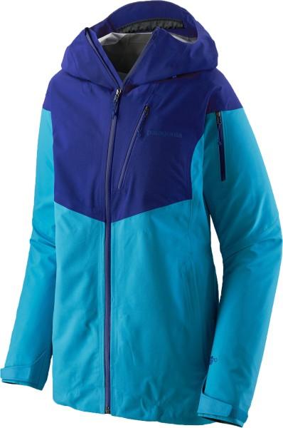 Snowdrifter Jkt - Patagonia - Curacao Blue - Snowboardjacke
