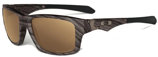 Jupiter Squared - Sonnenbrille - Oakley - Woodgrain-Tungsten i