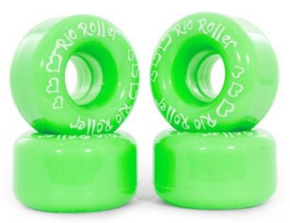 Rio Roller - Wheels - Räder - Ersatz - Coaster Wheels Small