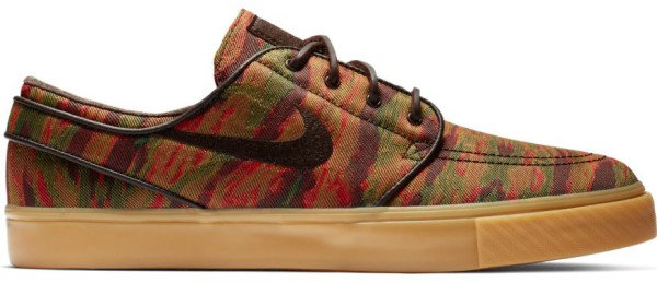 the best attitude e6082 83ff5 SB Zoom Stefan Janoski Canvas Premium - Nike - multi-color velvet brown-