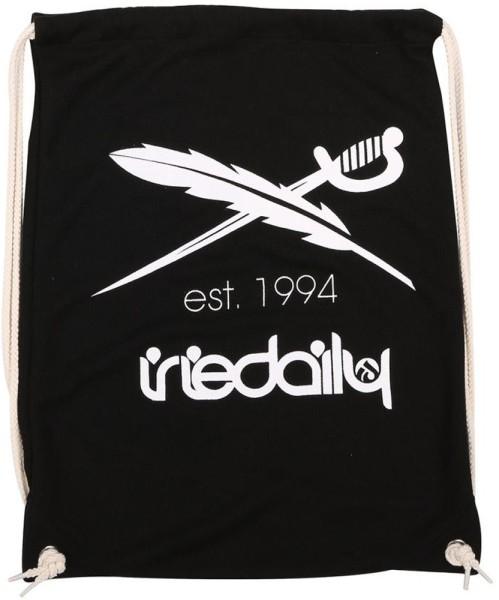 Iriedaily - Desire Nerd - Accessories - Rucksäcke & Taschen - Taschen - Beutel - black
