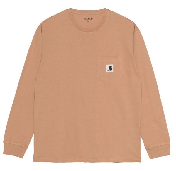 W L/S Pocket T-Shirt