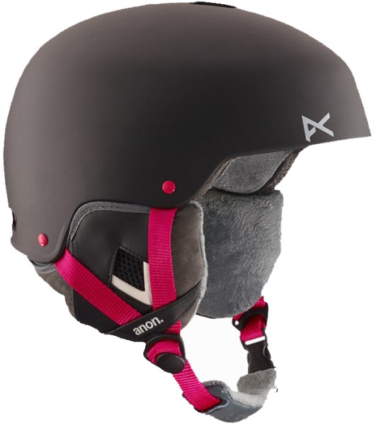 Anon - Lynx - 	Boards & Co  -  Protektoren  -  Helme Snow  -  Helme Snow - Black