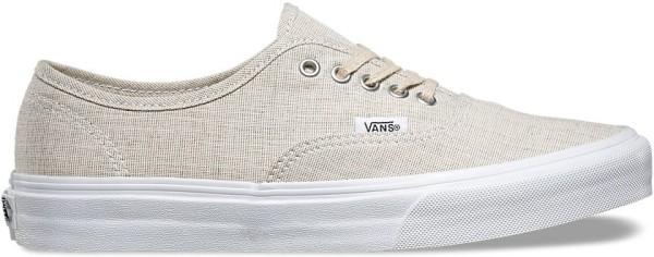 Vans - Authentic Slim - Chambray Gray Gray - Grau - Vans Authentic Slim Schuhe - Vans Schuhe für Damen - Damen Vans Schuhe