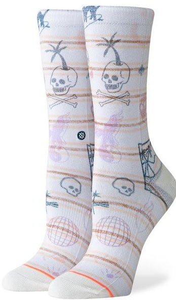 Stance - Hippie Moshpit - Accessories - Socken - offwhite
