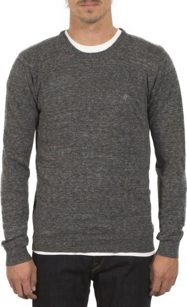 Volcom - Uperstand Crew - heather grey
