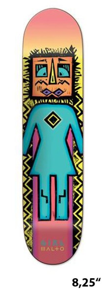 Girl - Malto Tik OG - Boards & Co - Skateboard - Skateboard Decks - Skatedecks