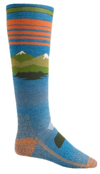M Performance - Burton - Herren - Vista - Snowwear - Funktionswäsche - Technische Socken
