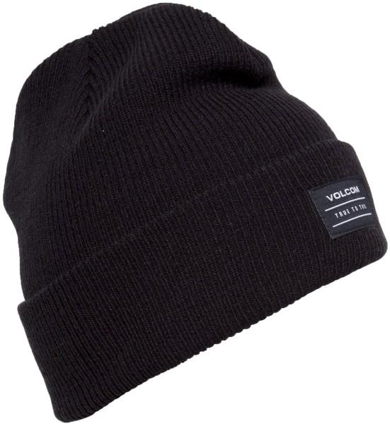 Volcom - Knowledge - Accessories - Caps Mützen und Hüte - Mützen - Beanie - black