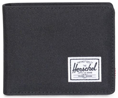Herschel - Roy+Coin RFID Wallet - black