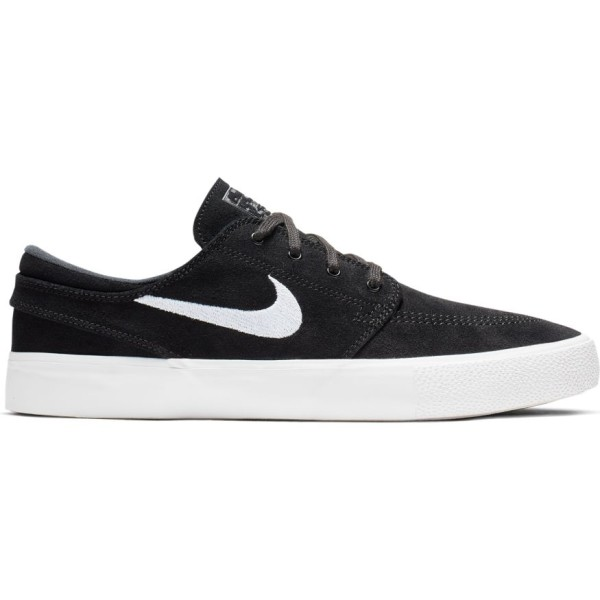 Nike SB Zoom Stefan Janoski Skate Shoes BlackWhite