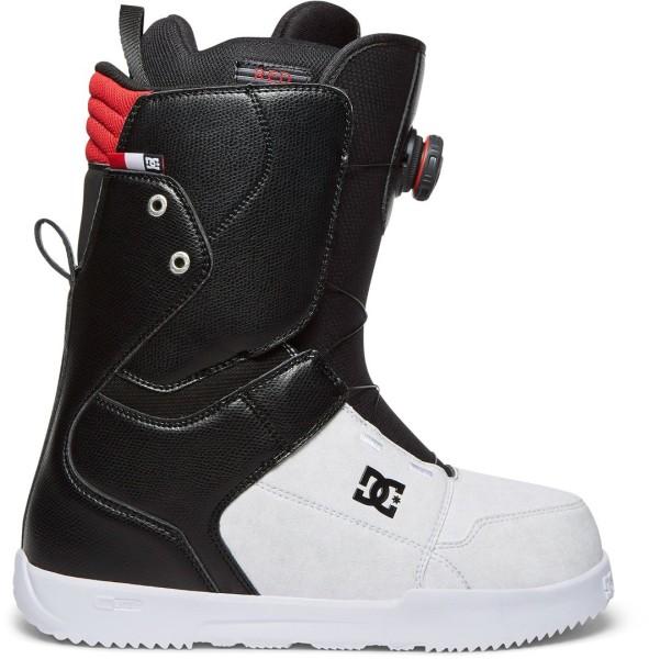 DC Shoes USA - Scout Men Boa X - black white