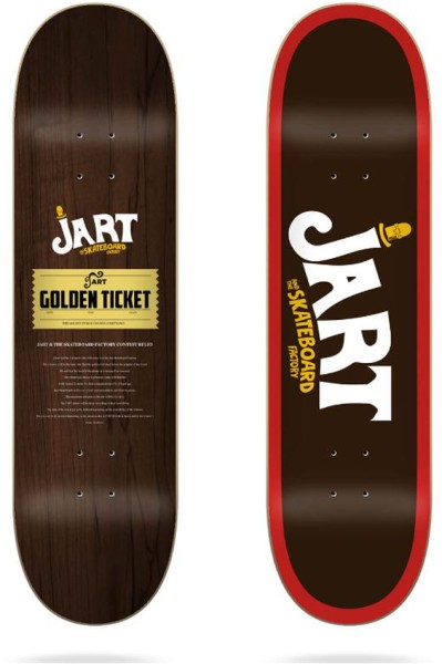 Jart And The Skateboard Factory 8.1