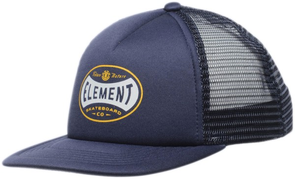Element - Rift Boy Trucker Cap - eclipse navy - blau - Accessories - Caps - Trucker Caps