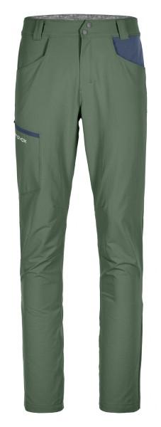 Ortovox - Pelmo Pants - green forrest - Outdoor Bekleidung - Wanderhose lang