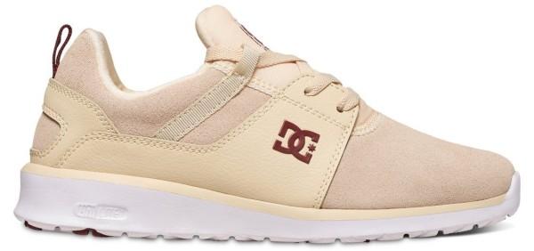 DC - Heathrow Se - Damen Low Top Sneaker - Cream
