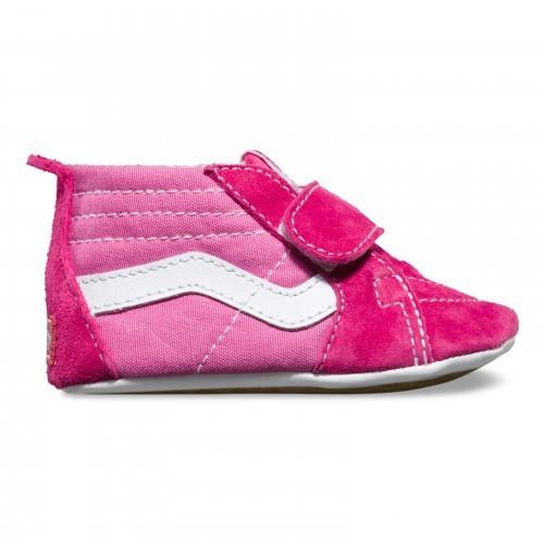 I SK8-HI CRIB - Schuhe - Vans - Pink