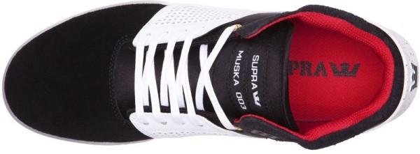 Supra - SKYTOP III - Herren - Sneaker - Trainer - Black-White