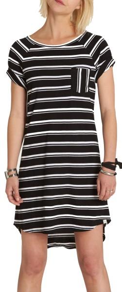 Element - Lovely - Streetwear - Kleider - Kleider Kurz - black