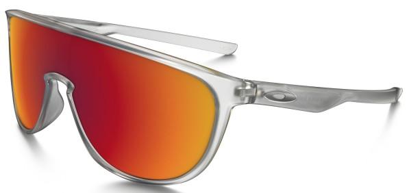 Trillbe - Sonnenbrille - Oakley - Herren - Matte Clear w-Troch