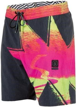 Volcom - Magxplotion Stoney 19 - Herren - Boardshort - Electric Pink