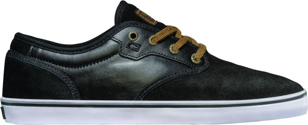 Globe - Motley - Skateschuhe - Schuhe - Black / Toffee