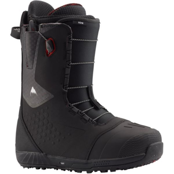 Ion - Burton - black/red - Freeride Boot