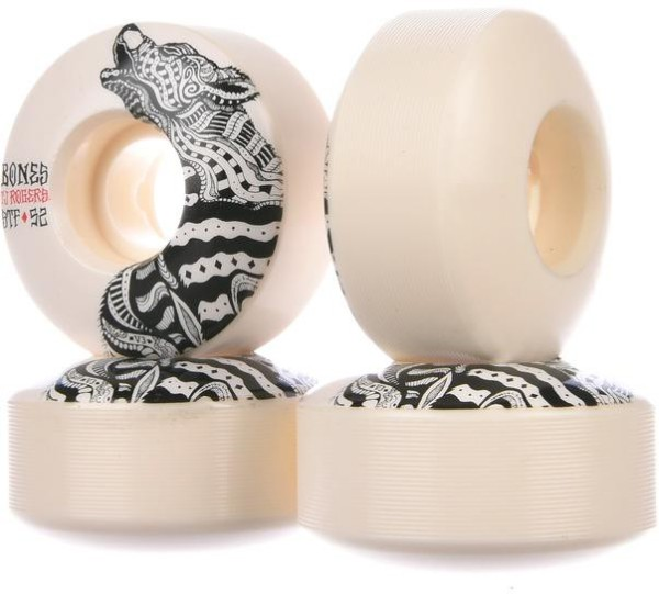 Bones - Rogers - Boards & Co - Skateboard - Skateboard Wheels - SB Rollen-Wheels - white