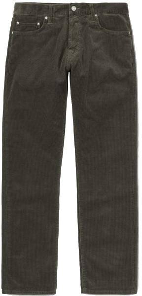 Carhartt - Oakland - Streetwear - Jeans - Regular Fit - tar