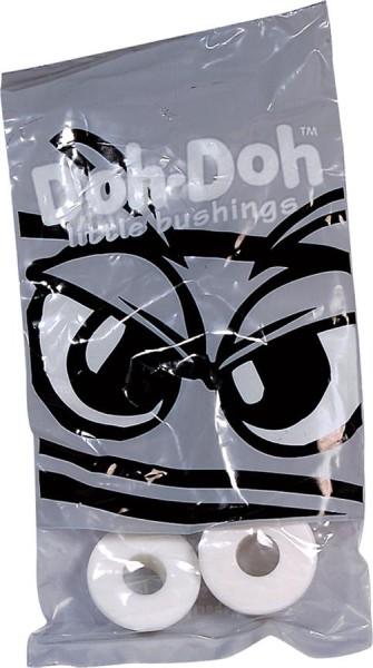 Do Doh - Bushings 98A - Boards & Co  -  Skateboard  -  Skate Zubehör - White