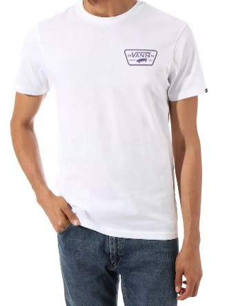 Vans Herren Full Patch Back Ss T Shirt