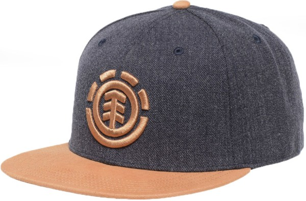 Element - Knutsen - Accessories - Caps - Snapback Caps - navy heather