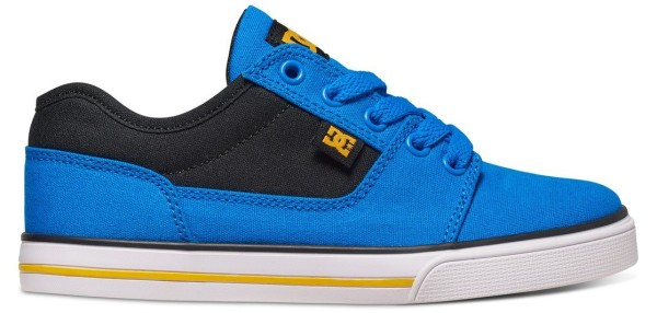 DC - Tonik TX - Kinder - Skateschuh - Blue/Black/Grey
