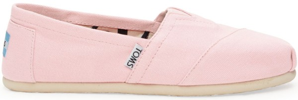 Tom's - pink icing women classics shoe - women shoes - toms shoes - tom's schuhe - toms espandrilles - tom's espandrilles - toms frauen schuhe