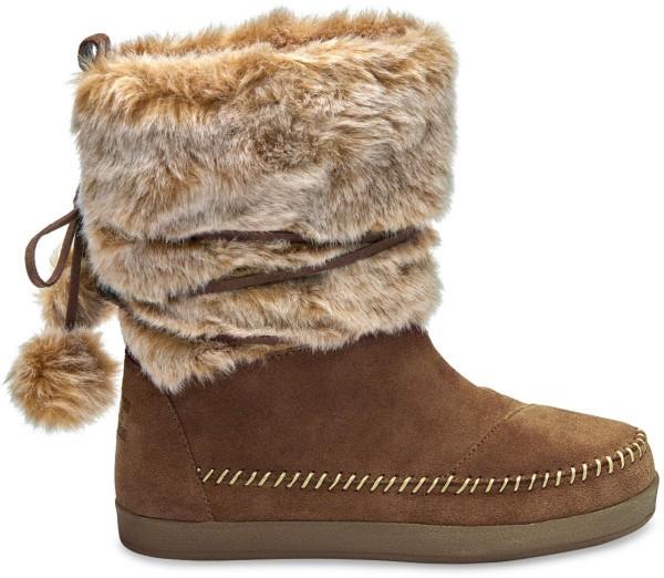Tom's - Women Nepal Boot - brown - Winterstiefel - Toms Damen Schuhe