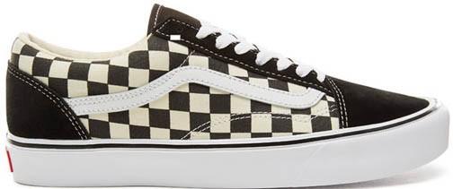 Vans - Old Skool Lite - Schuhe - Sneakers - checkerboard