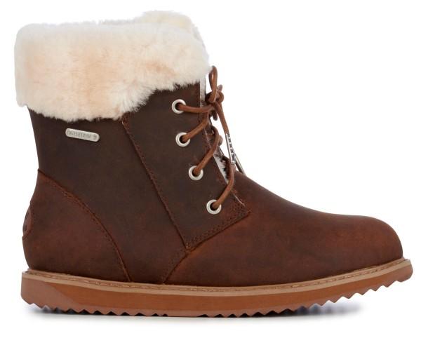 EMU - Shoreline Leather - Schuhe - Stiefel/Boots - Stiefel - Oak