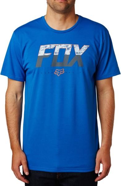 Fox - Katch SS Tech Tee - dust blue