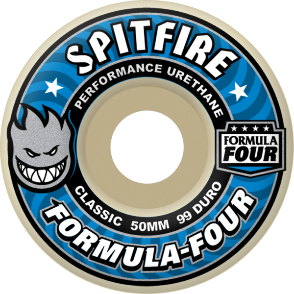 Spitfire - Formula Four 99d Classic - Boards & Co  -  Skateboard  -  Skateboard Wheels  -  SB Rollen-Wheels - beige