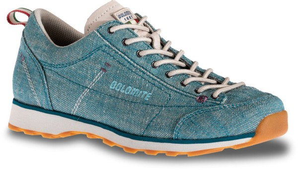 Dolomite - Cinquantaquattro Lh Canvas - turquoise blue - Schuhe - Sportschuhe - Outdoorschuhe