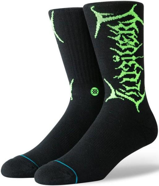 Stance - Uzi Neon - Accessories - Socken - black